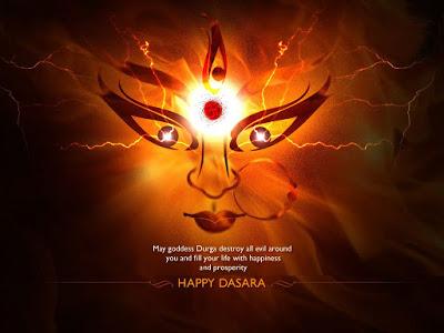 Happy Dussehra {2020*} Hindi