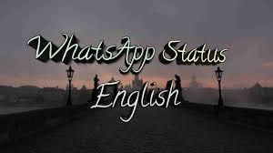 Best English Status Song