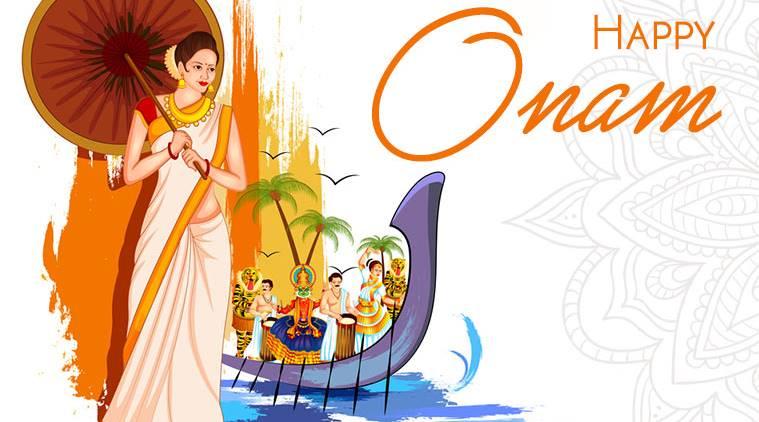 Happy Onam Wishing Status Video